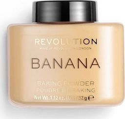 Makeup Revolution Makeup Revolution Puder sypki Luxury Banana Powder