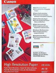 Papier Canon High Resolution HR101 A4 50 arkuszy (1033A002)