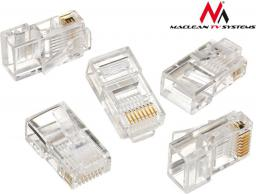 Maclean Wtyk RJ45 8P8C 5e linka 100 szt (MCTV-663 kpl)