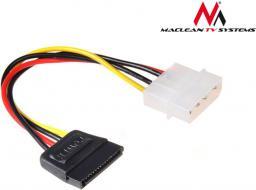 Maclean Kabel adapter zasilania Molex SATA MCTV-633