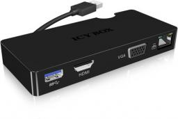 Stacja/replikator Icy Box IB-DK401