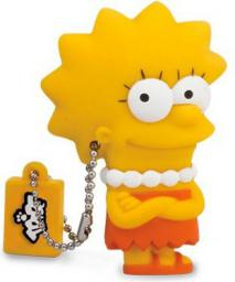 Pendrive Tribe The Simpsons Lisa USB 8GB (FD003404)