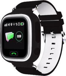 Smartwatch WATCHMARK WQ90 Czarny  (WQ90)
