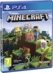 Minecraft Bedrock Edition PL PS4