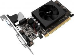 Karta graficzna PNY Technologies GeForce GT 710 Single Fan 2GB GDDR5 (VCG7102D5SFPPB)