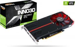 Karta graficzna Inno3D GeForce GTX 1650 Single slot 4GB GDDR5 (N16501-04D5-1510VC91)