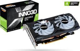 Karta graficzna Inno3D GeForce GTX 1660 Twin X2 OC RGB 6GB GDDR5 (N16602-06D5X-1521VA15LB)