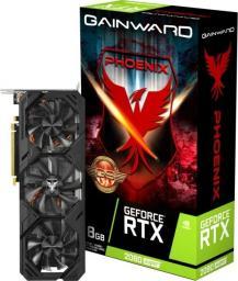 Karta graficzna Gainward GeForce RTX 2080 SUPER Phoenix Golden Sample 8GB GDDR6 (471056224-1594)