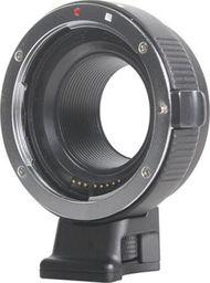 Commlite Adapter AF z CANON EOS M M2 EF-M na CANON EF-S EF (przeniesienie automatyki)