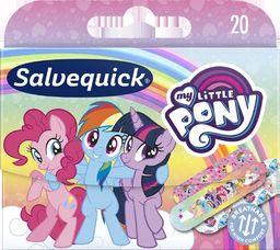 Salvequick  Plastry dla dzieci My Little Pony 20szt.