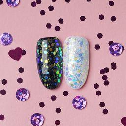 Hi Hybrid Hi Hybrid Glam Brokat na paznokcie #509 Unicorn Glitter 1.5g