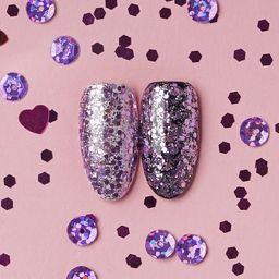 Hi Hybrid Hi Hybrid Glam Brokat na paznokcie #508 Pink Glitter   1.3g