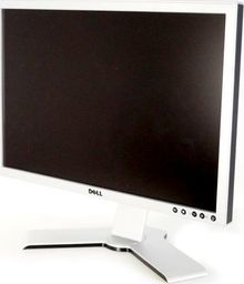 Monitor Dell Monitor Graficzny Dell 2208Wfpt 22'' 1680x1050 DVI D-SUB Srebrny Klasa A uniwersalny