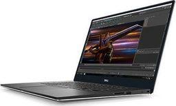 "Laptop Dell Dell Precision 5540 Titan Gray, 15.6 "", Full HD, 1920 x 1080, Matt, Intel Core i9, i9-9880H, 16 GB, DDR4, SSD 512 GB, Nvidia Qua"