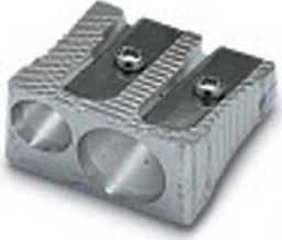 Staples Temperówka metalowa z dwoma otworami