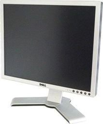 Monitor Dell Monitor Dell UltraSharp 2007FP 20'' IPS 1600x1200 DVI D-SUB Srebrny Klasa A- uniwersalny