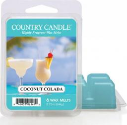 Country Candle wosk zapachowy Coconut Colada 64g (74011)