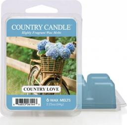 Country Candle wosk zapachowy Country Love 64g (74013)
