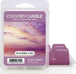 Country Candle COUNTRY CANDLE_Wax wosk zapachowy Daydreams 64g