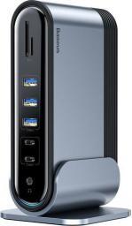HUB USB Baseus Working Station HUB USB-C 17w1