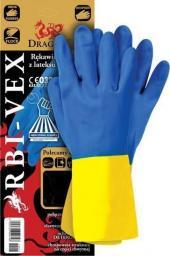 Staples rękawice powlekane, rozmiar 10, czarny, opakowanie 12 par (CH0569)