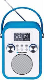 Radio Blaupunkt PP20BL, biało-niebieskie
