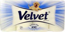 Velvet Papier toaletowy biały 8szt.