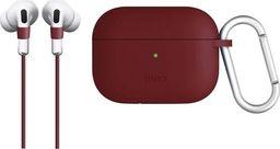 UNIQ UNIQ etui Vencer AirPods Pro Silicone bordowy/burgundy maroon
