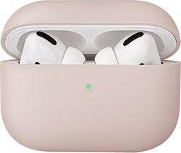 UNIQ UNIQ etui Lino AirPods Pro Silicone różowy/blush pink