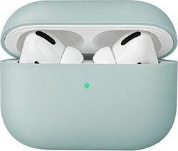UNIQ UNIQ etui Lino AirPods Pro Silicone miętowy/mint green