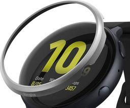 Ringke Nakładka Ringke Bezel do Galaxy Watch Active 2 40mm stal Matte Silver  uniwersalny