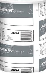 Staples KATRIN Ręcznik PLUS S2 w roli biały 2-warstwy 205mmx60m