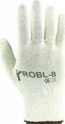Staples rękawice dziane powlekane pcv rozmiar 8 (PP0534)
