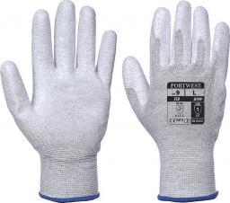 Portwest rękawice antystatyczne pokrywane PU rozmiar M (PP0562)