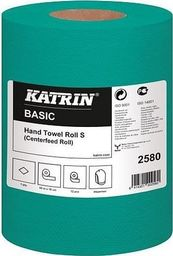 Katrin Ręcznik Basic Zielony 60m 2580 Katrin