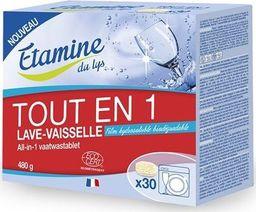 Etamine du Lys Tabletki do Zmywarki All-in-One - Wszystko-w-Jednym, 30 szt