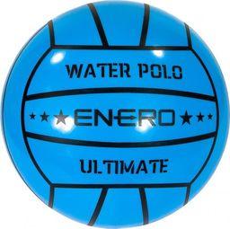 ENERO  Piłka water polo siatkowa Enero niebieska