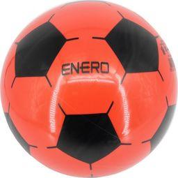 ENERO  Piłka waterball nożna Enero czerwona