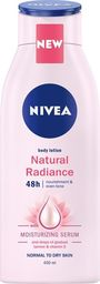 Nivea Body Balsam do ciała Natural Radiance 400ml