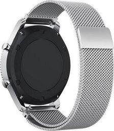 Pasek Milanese Galaxy Watch 46 mm - Silver uniwersalny