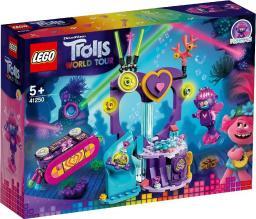 LEGO Trolls Impreza techno na rafie (41250)