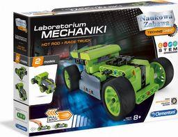 Clementoni Clementoni Laboratorium mechaniki Hot Rod i Race Truck 50634