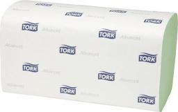 Staples TORK Ręcznik w składance CLASSIC PLUS , zielony
