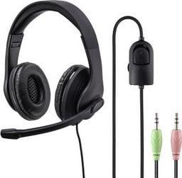 Słuchawki z mikrofonem Hama HS-P200 (001399230000)