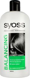 Schwarzkopf Syoss Balancing Odżywka wyrównująca strukturę włosów 500ml
