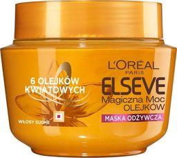 L'Oreal Paris L'OREAL_Elseve Magiczna Moc Olejków maska odżywcza do włosów 300ml