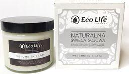 Eco Life Świeca sojowa Wspomnienie Lata (ECL00160)