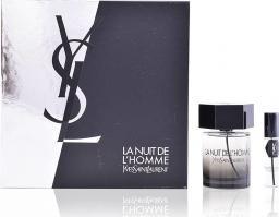 YVES SAINT LAURENT Zestaw La Nuit De L'Homme