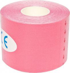 Eb Fit Taśma Tape 5mx50mm różowa