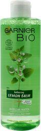 Garnier Garnier BIO Płyn micelarny normalizujący Melisa - cera wrażliwa i mieszana 400ml